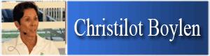 Christilot Boylen Sample Video