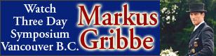 Markus Gribbe Symposium Vancouver B.C.