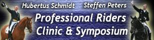 Professional Riders Clinic & Symposium - Hubertus Schmidt