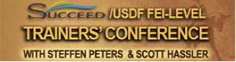 USDF Trainers Conference Steffen Peters and Scott Hassler FL