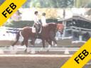 Charles De Kunffy<br> Assisting<br> J.J. Tate<br> Royal Prinz<br> 13 yrs. Old Oldenburg Stallion<br> Training: Inter. II<br> Owner: Teresa & Willard Simmons<br> Duration: 36 minutes