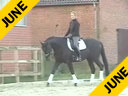 Leonie Bramall<br>Riding &amp; Lecturing<br>Hanovarian<br>10 yrs. old Mare<br>Training: Prix St. George<br>Duration: 21 minutes