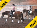 Jane Hannigan<br> Normal Horses Do Dressage<br> Assisting<br> Beth Fishman<br> Georgio<br> 7 yrs. old Gelding<br> Training: 1st Level<br> Nancy Romanow<br> Missiu<br> 11 yrs. old<br> Training: 1st Level<br> Duration: 28 minutes