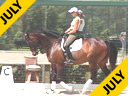 Shannon Dueck<br>Riding & Lecturing<br>Otharr<br>Owner: Jean Klaucke<br>11 yrs. old Gelding<br>Training: Grand Prix<br>Duration: 47 minutes