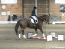 NEDA Ingrid Klimke<br> Assisting<br> Anabell Sattler<br> Franconia<br> 5 yrs. Old Mare<br> Hanoverian<br> by: Fidertanz &amp;<br> Denise Goyea<br> Jet'aime<br> 6 yrs. Old Oldenburg Mare<br> Training: 2nd level<br> Duration: 60 minutes