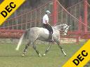 Guenter Seidel<br>Riding &amp; Lecturing<br>Princeton<br>Westphalian<br>7 yrs. old Gelding<br>Training:Prix St. George<br>Duration: 42 minutes