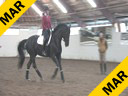 Day 1<br> Jan Brink<br> Assisting<br> Shauntel Bryant<br> Harmony<br> Hanoverian<br> by:Hohenstein<br> 5 yrs. old Mare<br> Training:2nd/3rd Level<br> Owner: Sandi Fortun<br> Duration: 44 minutes