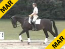 Available on DVD No.36<br>Felicitas von Nuemann<br> Riding & Lecturing<br> Roulette<br>KWPN<br> 12 yrs old Gelding<br> by: Rampal<br> Duration: 26 minutes