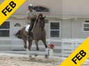 Christoph Hess<br> Assisting<br> Cindi Wylie<br> Audacity<br> 12 yrs old Gelding<br> Training: Gran Prix Level<br> Duration: 38 minutes