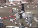 NEDA Fall Symposium<br>Ingrid Klimke<br> Assisting<br> Lisa Tordado<br> UFO-M<br> 13 yrs. Old KWPN Gelding<br> Dutch<br> Training: PSG/I1<br> Duration: 35 minutes