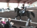 "USDF Trainers Conference<br>USDF APPROVED<br> University Accreditation<br>Day 2<br> ""FEI 5 Year Olds""<br> Christoph Hess<br> Assisting<br> Caroline Roffman<br> Sanskara<br> 5 yrs. old<br>  Duration 57 minutes"