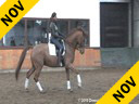 Penny Rockx Riding & Lecturing Zero Gravity KWPN by:Royal Hit out of Contago Mare 6 yrs. old Gelding Training: 3rd Level Owned By: Penny & Johann Rockx Duration: 38 minutes