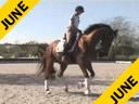 Charles De Kunffy<br> Assisting<br> Cassie Schmidt<br> Valencio<br> 13 yrs. Old Dutch  Gelding<br> Training: FEI  Juniors 3rd Level<br> Owner:  Cassie Schmidt<br> Duration: 34 minutes