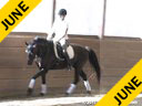 Day 2<br> Hans Biss<br> Assisting<br> Catherine Orton<br> Free Spirite<br> Hanovarian<br> by: Freestyle<br> 8 yrs. old Gelding<br> Training: 1st Level<br> Owner: Catherine Orton<br> Duration: 36 minutes