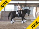 Hans Biss<br> Assisting<br> Catherine Orton<br> Free Spirite<br> Hanovarian<br> by: Freestyle<br> 8 yrs. old Gelding<br> Training: 1st Level<br> Owner: Catherine Orton<br> Duration: 42 minutes
