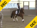 IDCTA Illinios Dressage & Combined Training Association<br> Lilo Fore<br> Assisting<br> Kerry Johnson<br> Red Fish Blue Fish<br> Training: 4th Level<br> Duration: 60 minutes