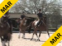 Christoph Hess<br> Young Horse Championship<br> Germany<br> Duration: 18 minutes