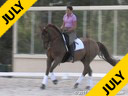 Arthur Kottas Assisting Annie Figueroo Betty Boo 14 yrs. old Mare Training: 1st Level Owner: Annie Figueroo Duration: 27 minutes