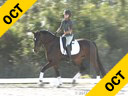 Conrad Schumacher<br> Assisting<br> Jennifer Wilson-Horr<br> Unika<br> by: Contango<br> KWPN<br> 10 yrs. old Gelding<br> Training: PSG/1-1<br> Owner: Jennifer Wilson-Horr<br> Duration:45 minutes