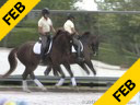 USDF APPROVED<br> University Accreditation<br> Steffen Peters<br> Assisting<br> Stephen Birchall<br> Lincoln<br> KWPN<br> 15 yrs. old Gelding<br>  Training: GP Level<br> Duration: 35 minutes