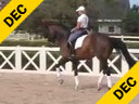 Available on DVD No.27<br>Day 2<br>Betsy Steiner<br>Riding and Lecturing<Br>Naomi<br>KWPN<br>11 yr. old Mare<br>Owned by<br> Janet Bell<br>Training: Grand Prix<br>Duration: 44 minutes
