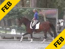 USDF APPROVED<br>University Accreditation<br>George Williams<br>Riding & Lecturing<br>Favore<br>Westfalen<br>8 yrs. old Gelding<br>Training: 3rd Level<br>Duration: 36 minutes