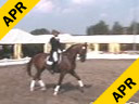 Klaus Balkenhol<br> Assisting<br> Steffen Peters<br> Riding Floriano<br> Westfalian<br> 14 yrs. old Gelding<br> In Lingen, Germany<br> Grand Prix<br> This Assistance is in German<br> Duration:18 minutes