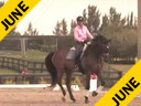 Kathy Connelly<br> Assisting<br> Tania Remmie<br> Dejous<br> Oldenburg<br> Training: GP<br> Duration: 30 minutes