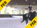 Nicholas Fyffe<br> Assisting<br> Katrina Sadis<br> Zepelim<br> 12 yrs. Old Gelding<br> Lusitano<br> Training: Competing PSG Level<br> Duration: 46 minutes