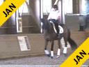 NEDA<br>Rien van der Schaft<br> Assisting<br> Kathleen Fuller<br> Danny Diamond<br> 16 yrs. Old Westfalian<br> Owner: Jane Karol<br> Training: PSG<br> Duration: 46 minutes