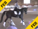 Bo Jena<br> Assisting<br> Bianca Berktold<br> Kanendo<br> 10 yrs. Old  Gelding<br> Training: GP  Level<br> Owner: Petra Scamman<br> Duration:  33 minutes