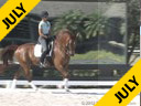 Hartwig Burfeind<br> Riding &amp; Lecturing<br> Calimero M<br> Hanoverian<br> 5 yrs. old Gelding<br> Training: 1st Level<br> Owner: Pferde24<br> Duration: 25 minutes
