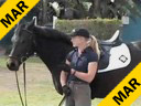 Jane Hannigan<br> Riding & Lecturing<br> Real Love<br> 6 yrs. old Old Mare<br> Oldenburg<br> Training: 2nd Level<br> Wellington Florida<br> Duration: 18 minutes