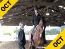 Arthur Kottas Assisting Heidi Knipe Sophisticate KWPN by:Univentus 10 yrs. old Gelding Training: 2-1 Level Duration: 41 minutes