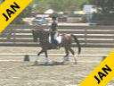 USDF APPROVED<br> University Accreditation<br> Steffen Peters<br> Assisting<br> Michelle Reilly<br> Maximus<br> Dutch Warm Blood<br> 13 yrs. old Gelding<br> Training: PSG Level<br> Duration: 38 minutes
