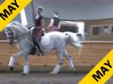 Lendon GrayAssistingClaire GloverKlarinetlesKWPN16 yrs. old Mare Training: Grand PrixDuration:45 minutes