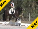 Shannon DueckRiding and LecturingSan Claire5 yrs. Old Oldenburg GeldingOwner: Cetty WeissTraining: 2nd LevelDuration: 36 minutes