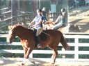 Day 2<br> Felicitas Von Neumann<br> Riding & Lecturing<br> Pepper<br> 8 yrs. Old TB<br> Training Level<br> Duration: 31 minutes