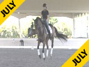 USDF APPROVED<br> University Accreditation<br> Steffen Peters<br> Assisting<br> Ilse Schwarz<br> Cadenza<br> by Contango<br> 10 yrs.old Gelding<br>Oldenburg<br> Training: Grand Prix Level<br> Duration: 42 minutes