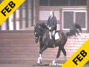 Jeremy Steinberg<br> Assisting<br> Andreas Stano<br> Sensation<br> 10 yrs. old Gelding<br> KWPN<br> Owned by:<br> Andreas Stano<br>and Gail Herrell<br> Training: 4th Level<br> Duration: 44 minutes