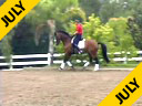 Jan Ebeling<br> Riding & Lecturing<br> Canoa<br> KWPN<br> 12 yrs.old Dutch Gelding<br> Training: PSG Level<br> Duration: 56 minutes