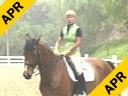 Mette Rosencrantz<br> Riding & Lecturing<br> Basquewille<br> Danish Warmblood<br> 14 yrs. old Gelding<br> Training: Grand Prix<br> Owner: Mette Rosencrantz<br> Duration: 36 minutes