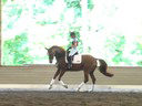 Steffen Peters<br> Assisting<br> Ilse Schwartz<br> Cadenza<br> by: Contango<br> 13 yrs. Old Gelding<br> Training: GP<br> Owner:  Ilse Schwartz<br> Duration: 44 minutes