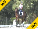 Conrad Schumacher<br> Assisting<br> Jen Narbonne<br> Romeo<br> Trakehner<br> 13 yrs. old Gelding<br> Training: 4th Level<br> Owner: Jen Narbonne<br> Duration: 33 minutes