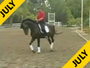 Jan Ebeling<br>Riding & Lecturing<br>Louis Ferdinand<br>6 yrs. old Stallion<br>Training: 2nd/3rd Level<br>Duration: 56 minutes