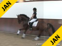 Mette Rosencrantz<br> Riding & Lecturing<br> Stravinsky<br> 13 yrs. old Gelding<br> Danish Trakehner<br> Training: PSG Level<br> Owner: Diana Lee<br> Duration: 28 minutes