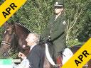 Charles De Kunffy<br> Assisting<br> J.J. Tate<br> Royal Prinz<br> 13 yrs. Old Oldenburg Stallion<br> Training: Inter. II<br> Owner:  Teresa & Willard Simmons<br> Duration: 39 minutes
