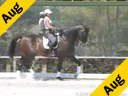 Shannon DueckAssistingJean KlauckeOtharr12 yrs. old GeldingKWPNTraining: Intermediaire 2Duration: 28 minutes