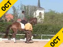 Juan Matute<br>Assisting<br>Enrique Brevah<br>Sir-Kan<br>Westfalen<br>7 yrs. old Gelding<br>Training: Intermediare 1-2<br>Duration: 32 minutes
