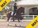Day 1<br> Jan Brink<br> Assisting<br> Adrienne<br> Riding<br> Duration: 36 minutes